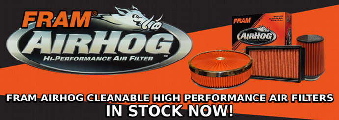FRAM Airhog Cleanable High Performance Air Filters